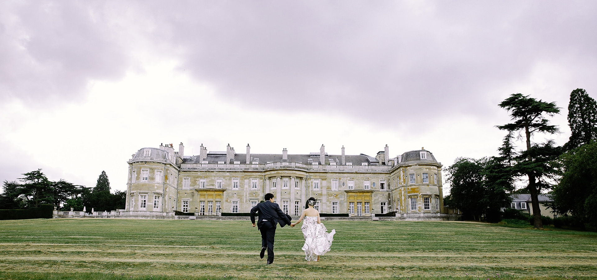 Luton Hoo Hotel wedding