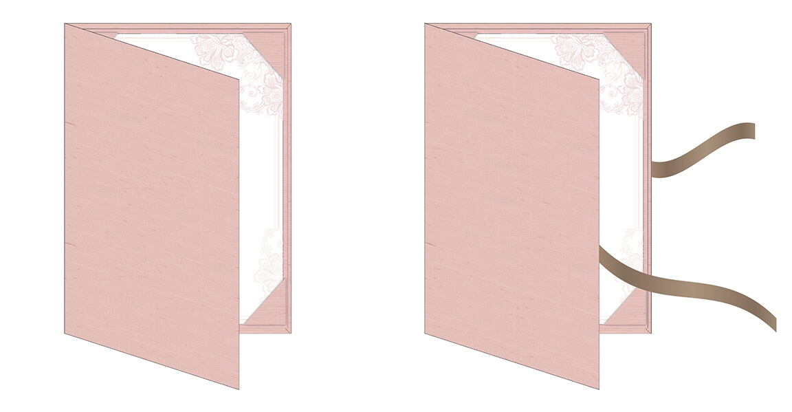 Silk folder design process