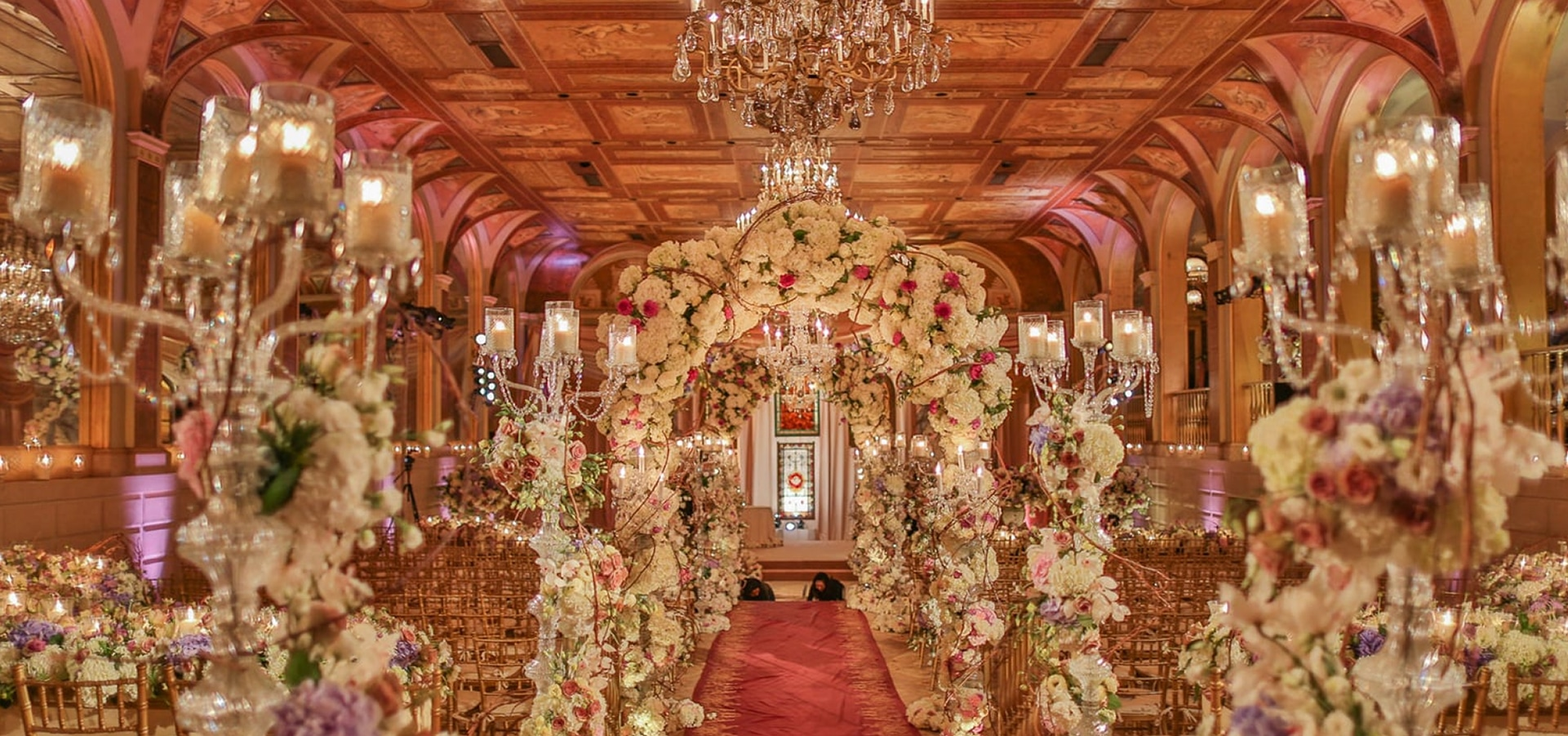 Wedding at The Plaza by David Tutera