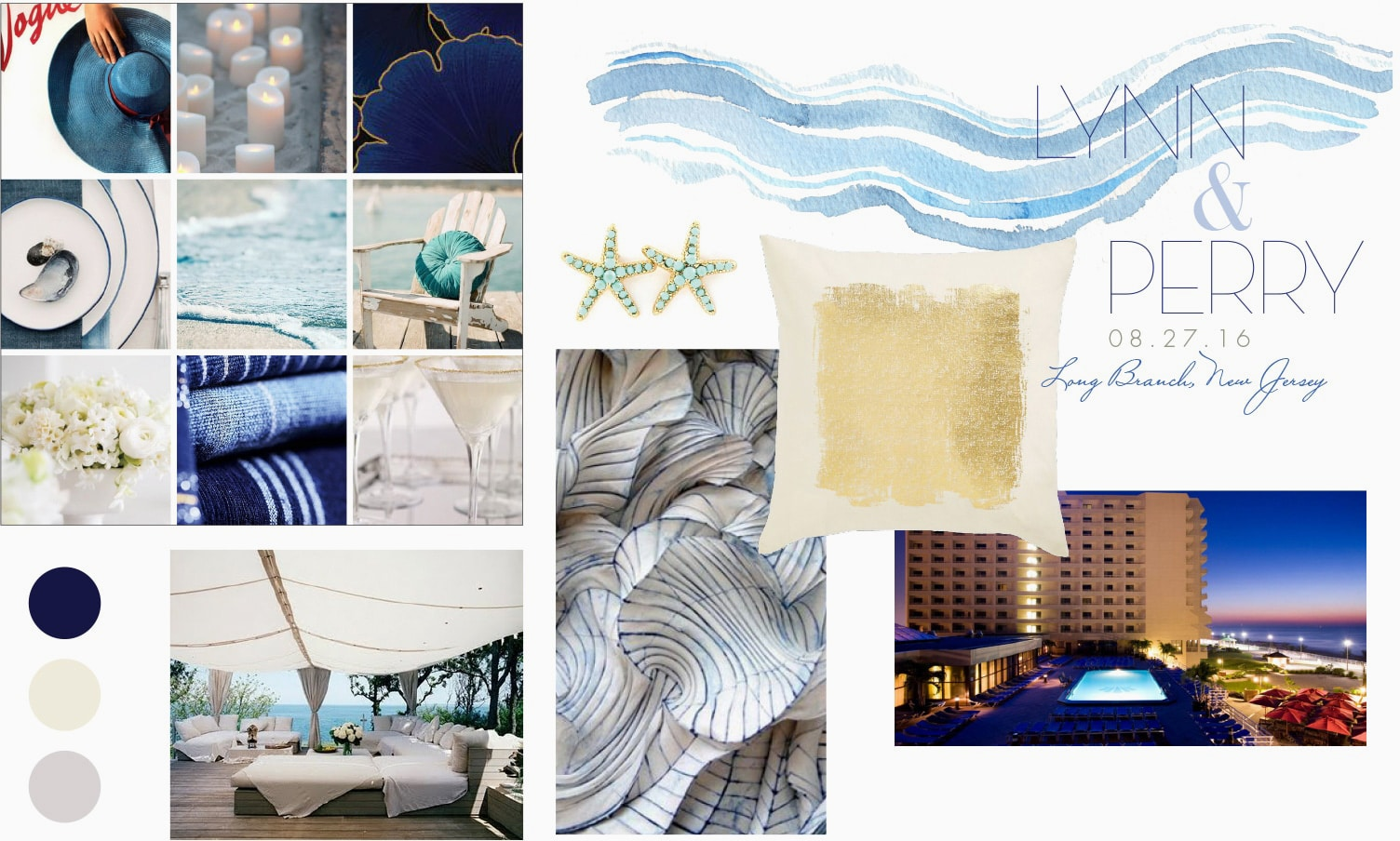 Ocean and waves inspiration