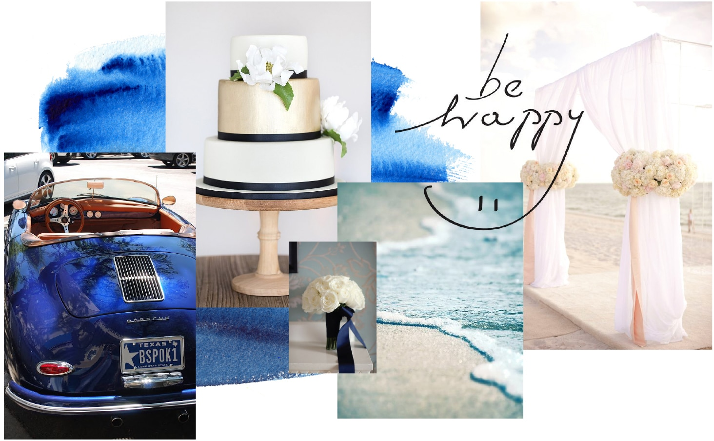 Blue and white inspiration