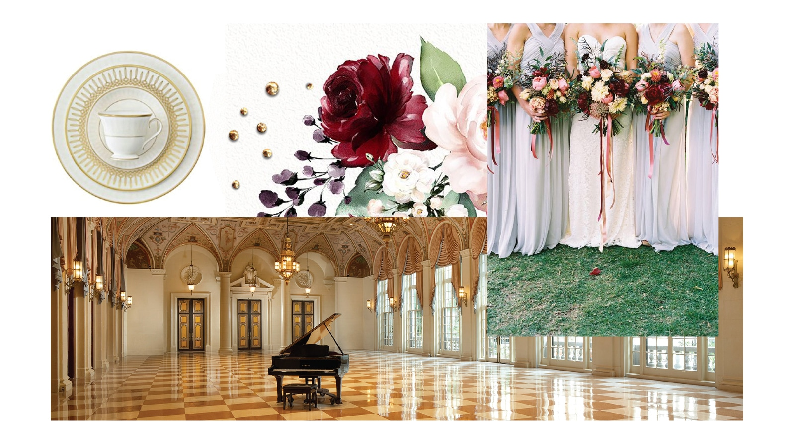 The Breakers wedding inspiration